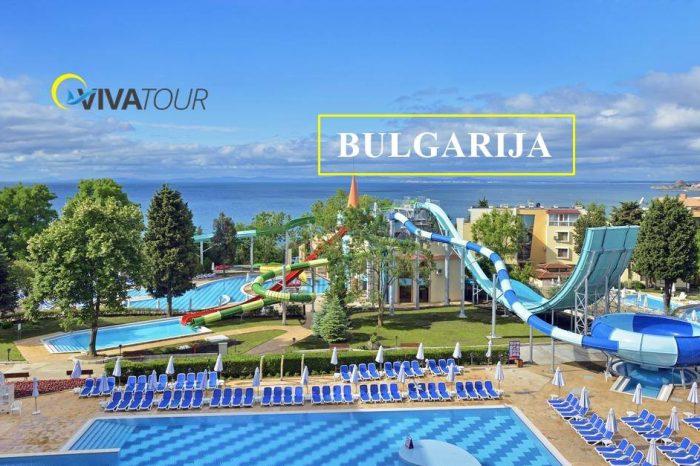 Bulgarija – smėlėtų paplūdimių karalienė. 7n. Sol Nessebar Bay & Mare  viešbutyje su #viskasįskaičiuota tik nuo 419 Eur/asm.