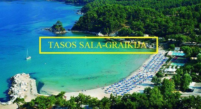 Kelionių pasiilgusiems – Graikija ! Nepažinta Thasos sala Graikijoje nuo 449 Eur/asm. su pusryčiais ir vakariene