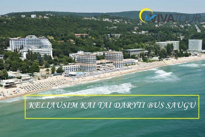 BULGARIJA– puikus pasirinkimas atostogoms 7n. poilsis puikiameLILIA⭐⭐⭐viešbutyje supusryčiai ir vakarienetik nuo 315 Eur/asm.